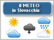 Consulta il meteo della Slovacchia
